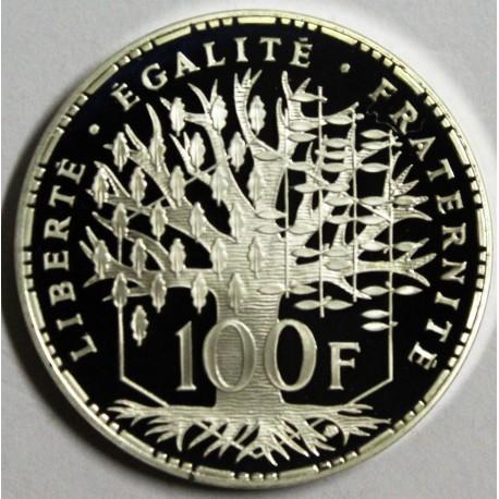 GADOURY 898a - 100 FRANCS 1994 TYPE PANTHEON - BE - KM PS12