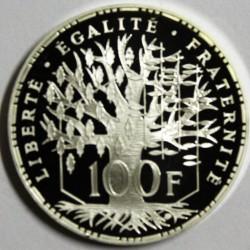 FRANKREICH - KM PS12 - 100 FRANCS 1995 TYPE PANTHEON