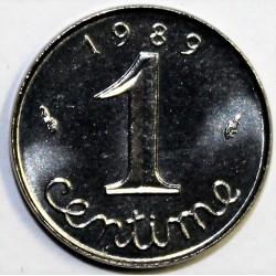 GADOURY 91 - 1 CENTIME 1989 TYPE EPI - KM 928