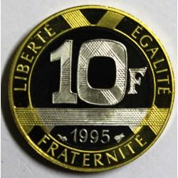 GADOURY 827 - 10 FRANCS 1995 TYPE GENIE DE LA BASTILLE - KM 964