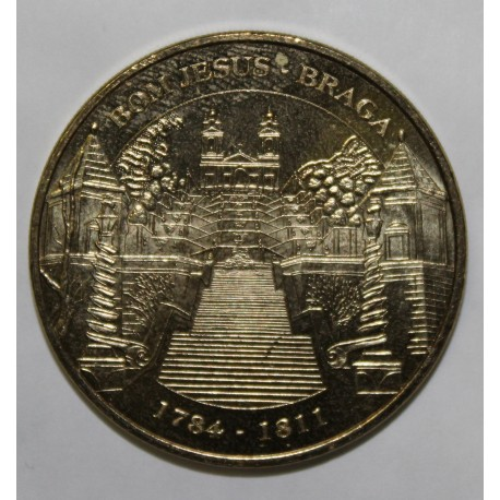 PORTUGAL - BOM JESUS BRAGA - 1784 - 1811 - MDP - 2008