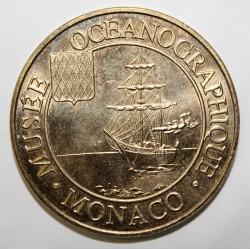 MONACO - OCEANOGRAPHIC MUSEUM - BOAT - MDP - 2007