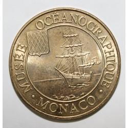 MONACO - OCEANOGRAPHIC MUSEUM - BOAT - MDP - 2009