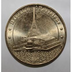 75 - PARIS - BATEAUX PARISIENS - MDP - 2009