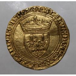 FRANKREICH - FR 291 - KARL VI - 1380 - 1422 - GOLDEN ECU MIT KRONE