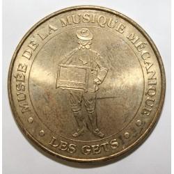 Komitat 74 - LES GETS - MUSEUM FÜR MECHANISCHE MUSIK - MDP - 2009