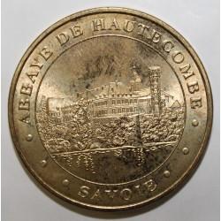 73 - SAINT PIERRE DE CURTILLE - ABBAYE DE HAUTECOMBE - MDP - 2009