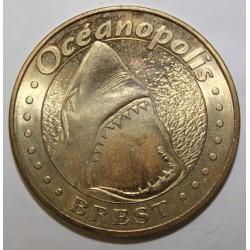 COUNTY 29 - BREST - OCEANOPOLIS - WHITE SHARK - MDP - 2009