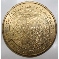11 - LAPRADELLE PUILAURENS - CHATEAU - MDP - 2009