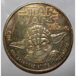 County 75 - PARIS - STAR WARS - YODA - C.N. - MDP - 2006
