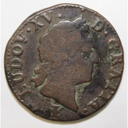 FRANCE - Gad 280 - LOUIS XV - SOL WITH OLD HEAD - 1771 A - Paris