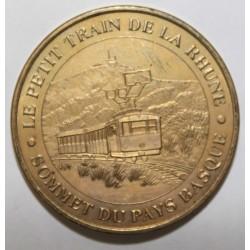 64 - SARE - LE PETIT TRAIN DE LA RHUNE - SOMMET DU PAYS BASQUE - MDP - 2006