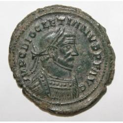 284 - 305 - DIOCLETIEN - FOLLIS - R/ GENIO POPVLI ROMANI