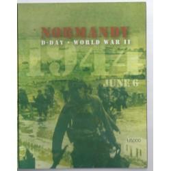 NORMANDIE - D-DAY - WORLD WAR II - COFFRET PROTOTYPE 8 PIECES - ESSAI - 2005