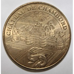 County 41 - CHAMBORD - CASTLE AND SALAMANDER - MDP - 2006