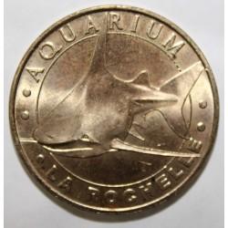 COUNTY 17 - LA ROCHELLE - AQUARIUM - GRAY SHARK - C.N. - MDP - 2006