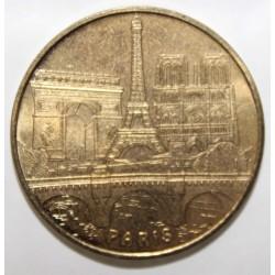 75 - PARIS - LES 3 MONUMENTS ET LE PONT NEUF - MDP - 2006