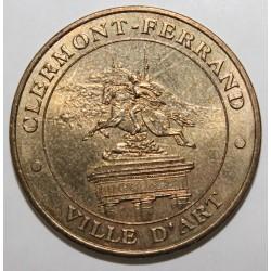 63 - CLERMONT FERRAND - VILLE D'ART - MDP - 2003