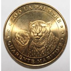 17 - LES MATHES - ZOO DE LA PALMYRE - GUÉPARDS - MDP - 2001