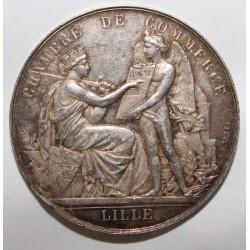 LILLE - CHAMBRE DE COMMERCE - ORDONNANCE DU 31 JUILLET 1714 - POINÇON CORNE