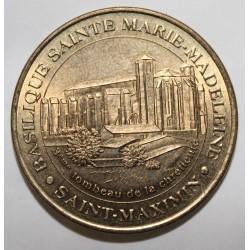 83 - SAINT MAXIMIN LA SAINTE BAUME - BASILIQUE SAINTE MARIE MADELEINE - MDP - 2002