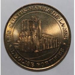 County 13 - SAINTES MARIES DE LA MER - Fortified Church - MDP - 2002