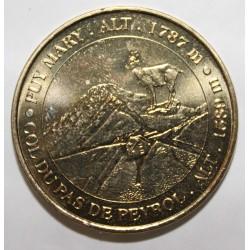 15 - LE CLAUX - PUY MARY - COL DU PAS DE PEYROL - CHAMOIS - MDP - 2000