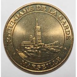County 13 - MARSEILLE - BASILICA OF NOTRE DAME DE LA GARDE - MDP - 2003