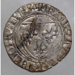 Dup 377 - CHARLES VI - 1380 - 1422 - BLANC GUENAR - 11/09/1389 - DIJON - 2ème ÉMISSION