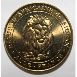 County 11 - SIGEAN - AFRICAN RESERVE - THE LION - MDP - 2001