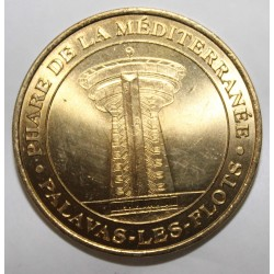 COUNTY 34 - PALAVAS LES FLOTS - MEDITERRANEAN LIGHTHOUSE - MDP - 2001