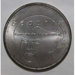 PAYS BAS - KM 252 - 5 EURO 1994 - ÉLARGISSEMENT DE L'UE - BEATRIX