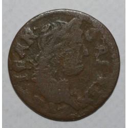 POLOGNE - KM 110 - SOLIDUS - 1665 - JEAN II CASIMIR VASA