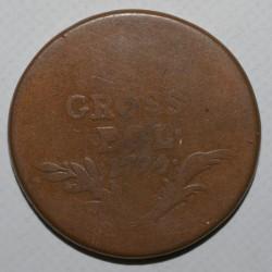 POLOGNE - GALICIE LODOMÉRIE - KM 5 - 3 GROSSI 1794