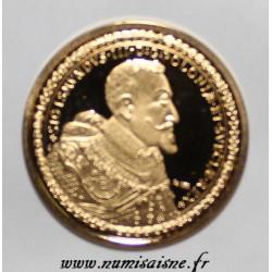 POLAND - 100 DUCAT - COPY - GOLD - SIGISMOND III