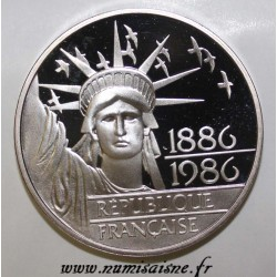 FRANCE - KM 960a - 100 FRANCS 1986 - TYPE FREEDOM