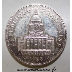 FRANCE - KM 951.1 - 100 FRANCS 1988 - TYP PANTHÉON