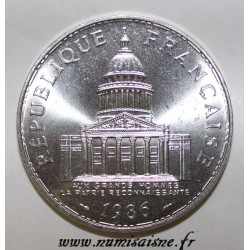 FRANCE - KM 951.1 - 100 FRANCS 1986 - TYPE PANTHEON