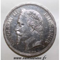 GADOURY 739 - 5 FRANCS 1870 A - Paris - TYPE NAPOLEON III - KM 799