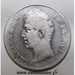 GADOURY 644 - 5 FRANCS 1827 L - Bayonne - TYPE 2 - CHARLES X - KM 728