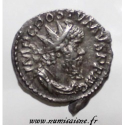 260 - 269 - POSTUMUS - ANTONINIANUS - R/ SAECULI FELICITAS