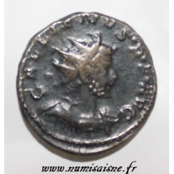 253 - 268 - GALLIENUS - ANTONINIEN - R/ GERMANICVS MAX V
