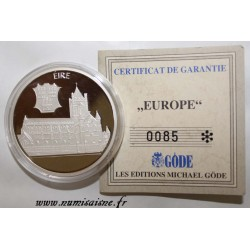IRLANDE - MEDAILLE EUROPA 1996