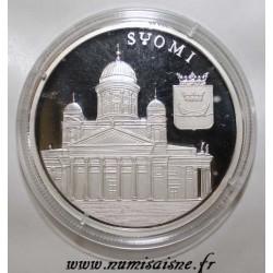 FINLANDE - MEDAILLE EUROPA 1996
