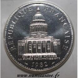 FRANCE - KM 751 - 100 FRANCS 1982 - TYPE PANTHEON