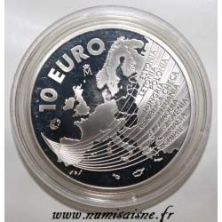 ESPAGNE - KM 1099 - 10 EURO 2004 - ENLARGEMENT OF THE EU