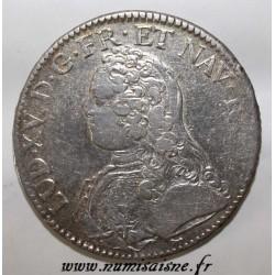 FRANCE - KM 486.1 - LOUIS XV - ECU WITH OLIVE BRANCHES - 1733 A - Paris
