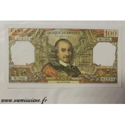 FRANCE - PICK 149 - 100 FRANCS 1978 - 05.10 - TYPE CORNEILLE - W.1209