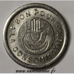 ALGÉRIE - BON POUR LA CONSOMMATION - AVEC DIFFÉRENT SANS SIGNATURE