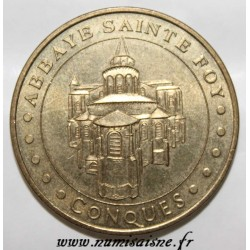 County 12 - CONQUES - ABBEY OF SAINT FOY - MDP - 2003
